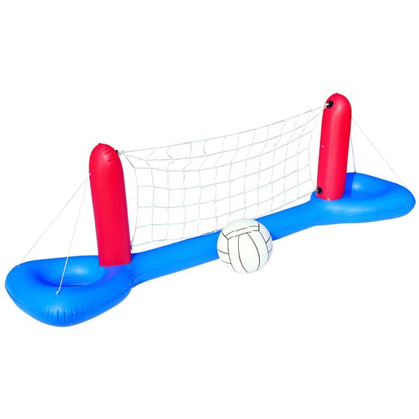 Volejbalová síť do bazénu s míčem o průměru 41 cm Bestway