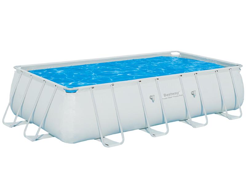 Bazén s konstrukcí 549 x 274 x 122 cm Stupeň výbavy bazénu: Samostatný bazén