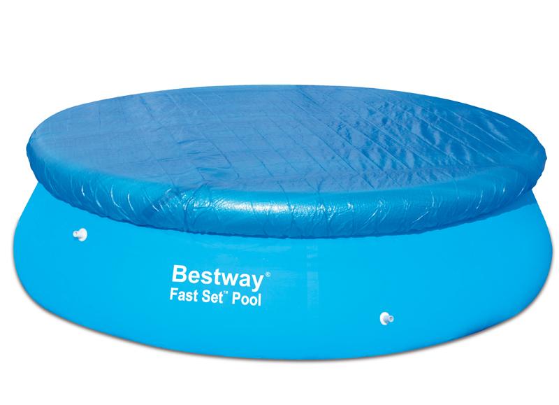 Plachta krycí Bestway na bazén 305 cm