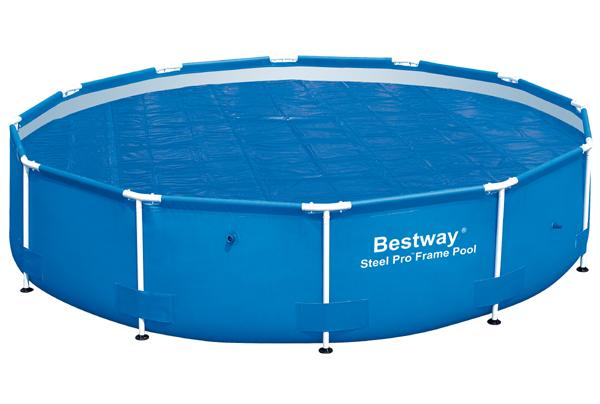 Solární plachta Bestway na bazén 427 cm