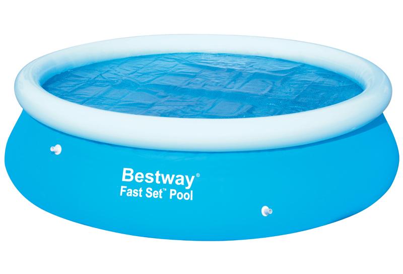 Solární plachta Bestway na bazén 305 cm